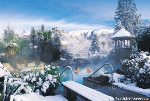 Winter Wonderfland - Albergo Hanmer Lodge & Alpine Villas