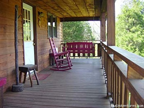 Corn Cabin Vacation Rental