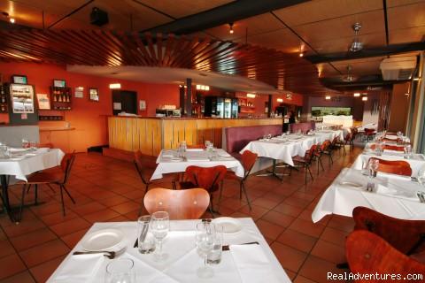 restaurant interior (#2 of 3) - Ochre Restaurant