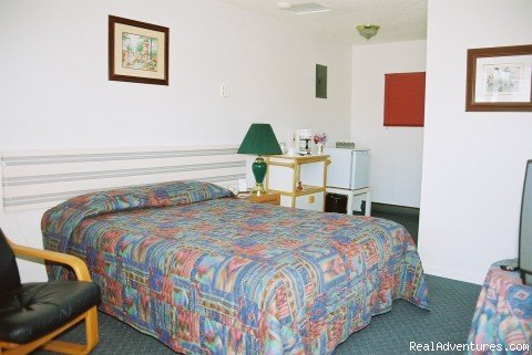 A Room | Image #4/4 | Wild Duck Motel & RV Park