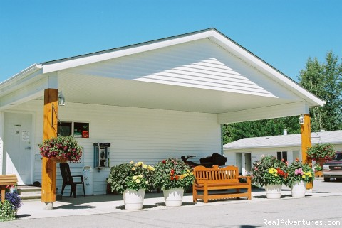 Wild Duck Motel & RV Park Terrace, British Columbia Campgrounds & RV Parks
