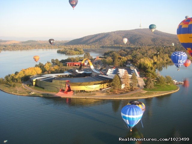 - Balloon Aloft Canberra