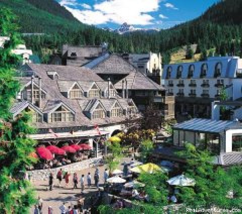 Whistler Excitement - 3 - 5 day tours of Canada's West Coast