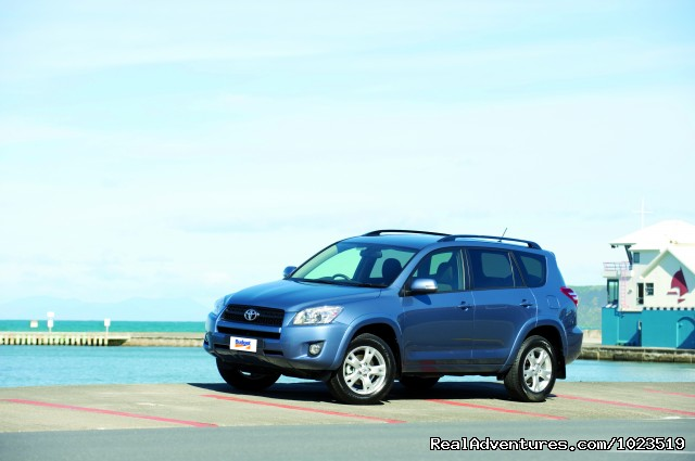 Budget Rent a Car: Intermediate 4WD (#1 of 3) - Budget Rent a Car
