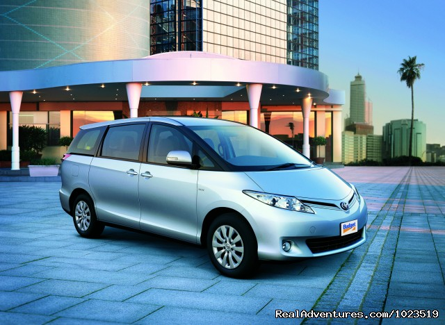 Budget Rent a Car: Luxury Minivan - Budget Rent a Car