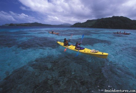 Kayaking around Kadavu | Image #2/9 | Sea-kayak Fiji