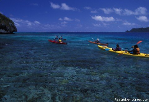 Kayaking around Kadavu | Image #5/9 | Sea-kayak Fiji