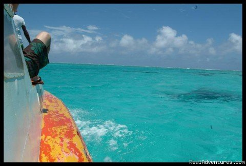 Image #6/9 | Sea-kayak Fiji