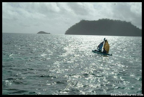 Image #9/9 | Sea-kayak Fiji