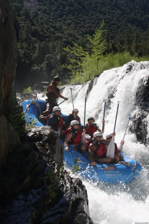 American Whitewater Expeditions Rafting Adventures Coloma, California Rafting Trips