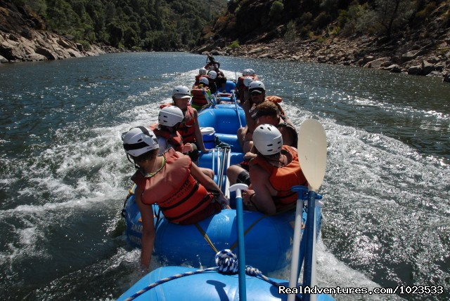 South Fork American River (#4 of 26) - American Whitewater Expeditions Rafting Adventures