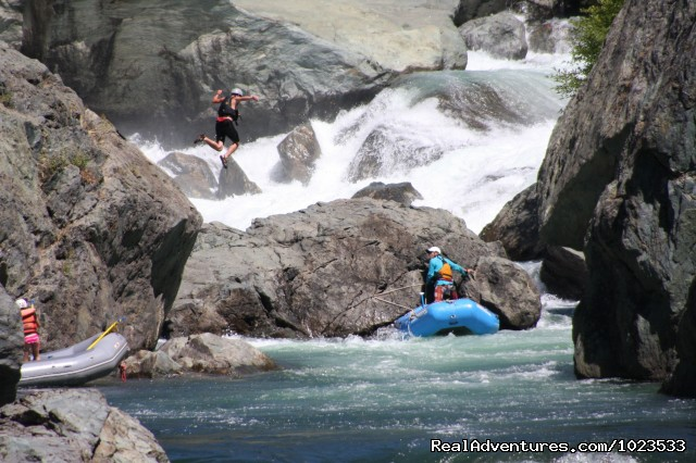 Middle Fork American River - Ruck-a-Chucky (#5 of 26) - American Whitewater Expeditions Rafting Adventures