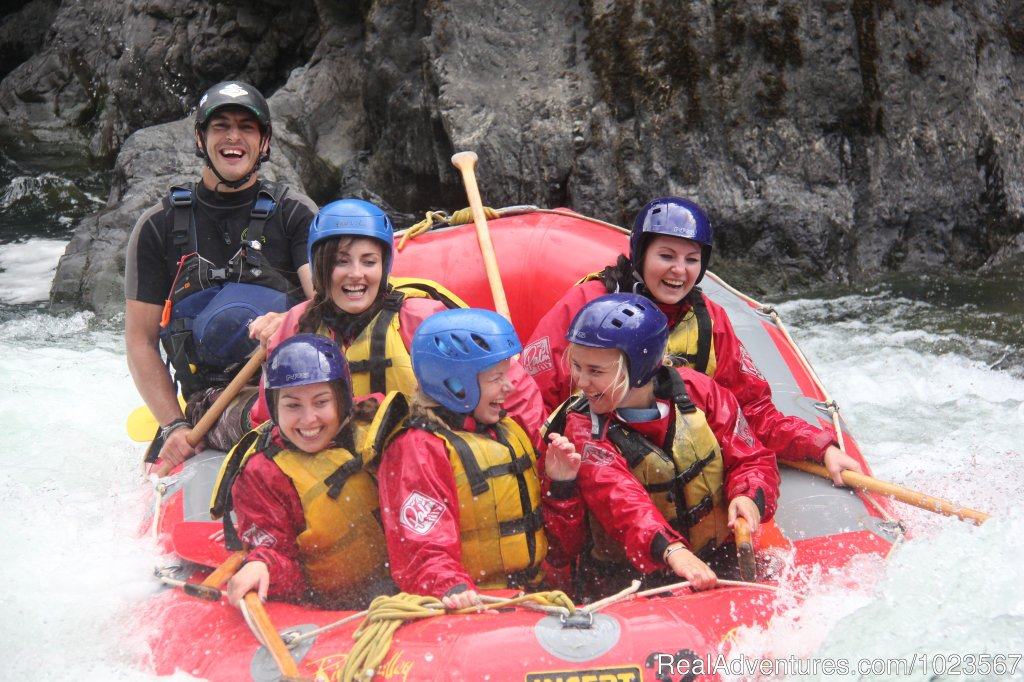 White Water Rafting | Image #2/11 | River Valley Adventure Lodge
