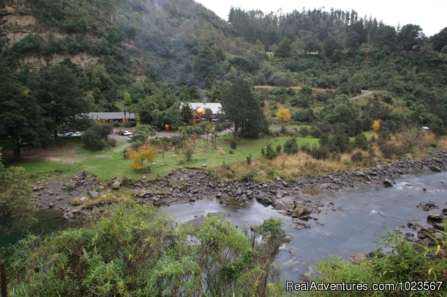 River Valley - Award Winning Adventure Lodge