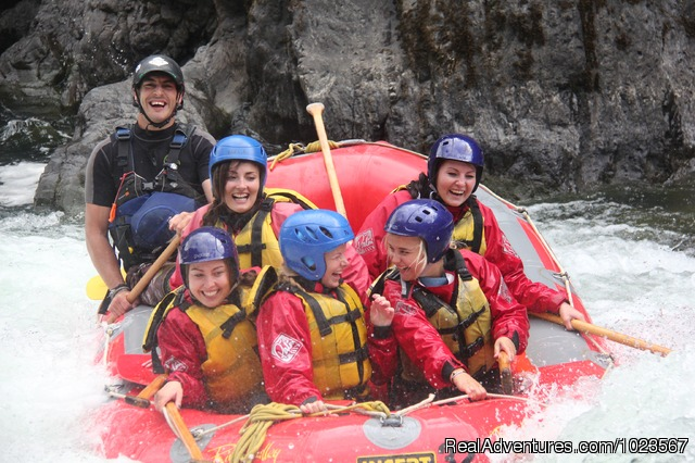 White Water Rafting - River Valley Adventure Lodge