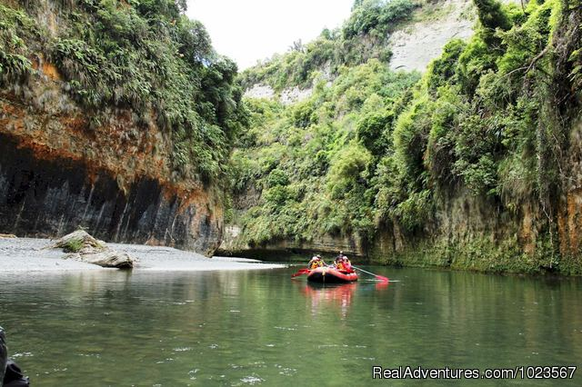 Mokai Canyon 3-Day Rafting Trip - River Valley Adventure Lodge