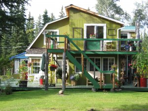 Off The Road House, where people can get in touch Bed & Breakfasts Tok, Alaska, Alaska