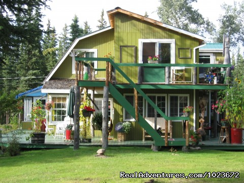 Off The Road House, where people can get in touch Tok, Alaska, Alaska Bed & Breakfasts