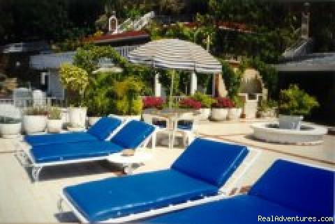 Terrace - Villa Trini