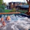 Wanaka Spings Lodge Spa Pool