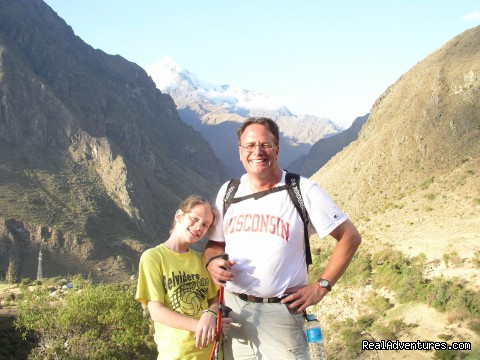 Inca Trail - Inca trail to Machu Picchu