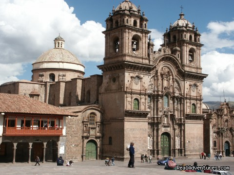 Cuzco city - Inca trail to Machu Picchu