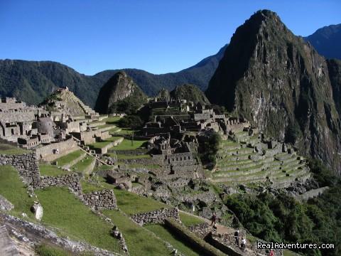 Machu Picchu - Inca trail to Machu Picchu