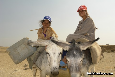 Egypt Tours, Nile Cruises & Red Sea Diving: Some of the Locals