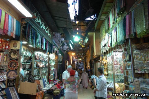 Khan Khalili Bazaar District in Cairo - Egypt Tours, Nile Cruises & Red Sea Diving