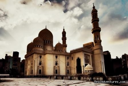Mosque in Cairo - Egypt Tours, Nile Cruises & Red Sea Diving