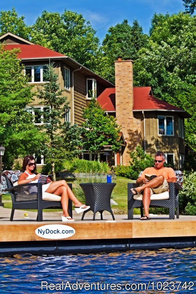 Relax by the lake | Image #1/18 | Huntsville, Ontario  | Bed & Breakfasts | Fairybay Guest House
