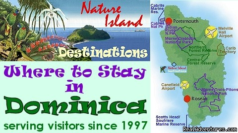hotels, guesthouses, villas, apartments - Nature Island Destinations Ltd.