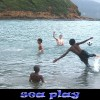 fun in the sea