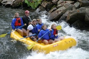 Carolina Outfitters Whitewater Rafting Rafting Trips Bryson City, N.C. 28713, North Carolina