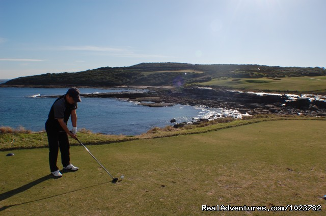 NSW Golf Club - Sydney Golf Australia