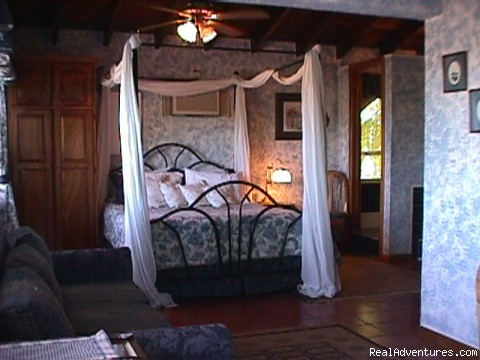 Honeymoon Suite - Elegant boutique hotel overlooking Ocotal Bay