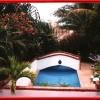 Elegant boutique hotel overlooking Ocotal Bay