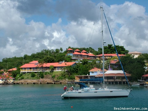 Exterior View From Sea (#1 of 24) - Caribbean adventure starts at True Blue Bay Resort