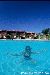 - Caribbean adventure starts at True Blue Bay Resort