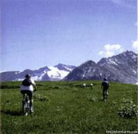 Chilkat Pass BC Canada - Bicycle tours in the last frontier