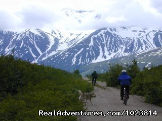 - Bicycle tours in the last frontier