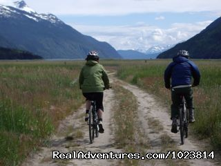 Image #20 of 23 - Bicycle tours in the last frontier