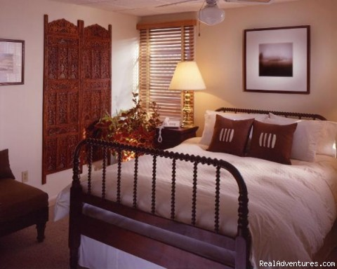 Queen Room, #5 - The Carriage House Hotel and Inn