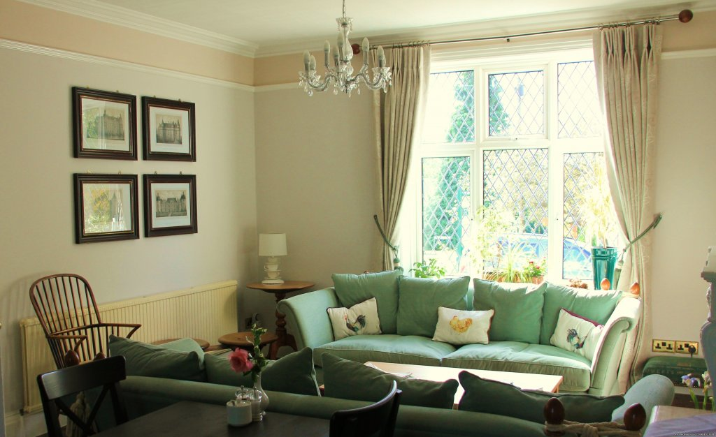 Sitting Room | Image #3/8 | WindrushHouse: treat yourself stay at Award Winner
