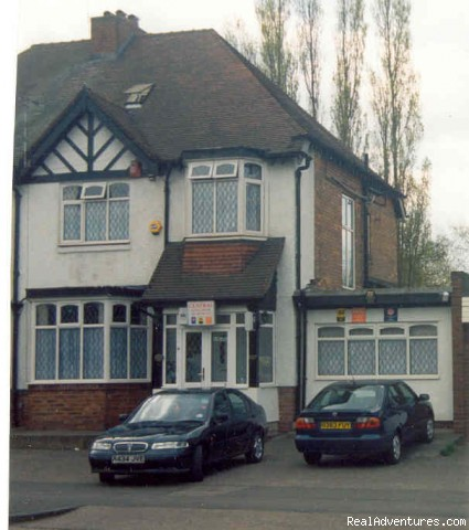 Central Guest House Birmingham, United Kingdom Bed & Breakfasts
