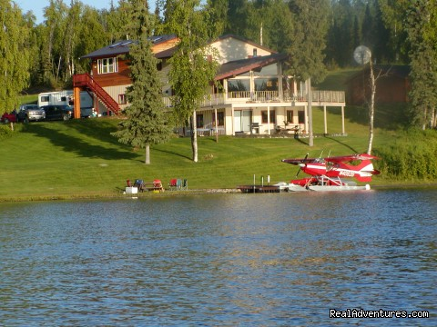 - Alaska Longmere Lake Lodge B&B