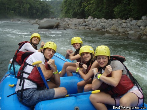 Extreme adventure in Costa Rica - Broadreach Summer Adventures for Teens