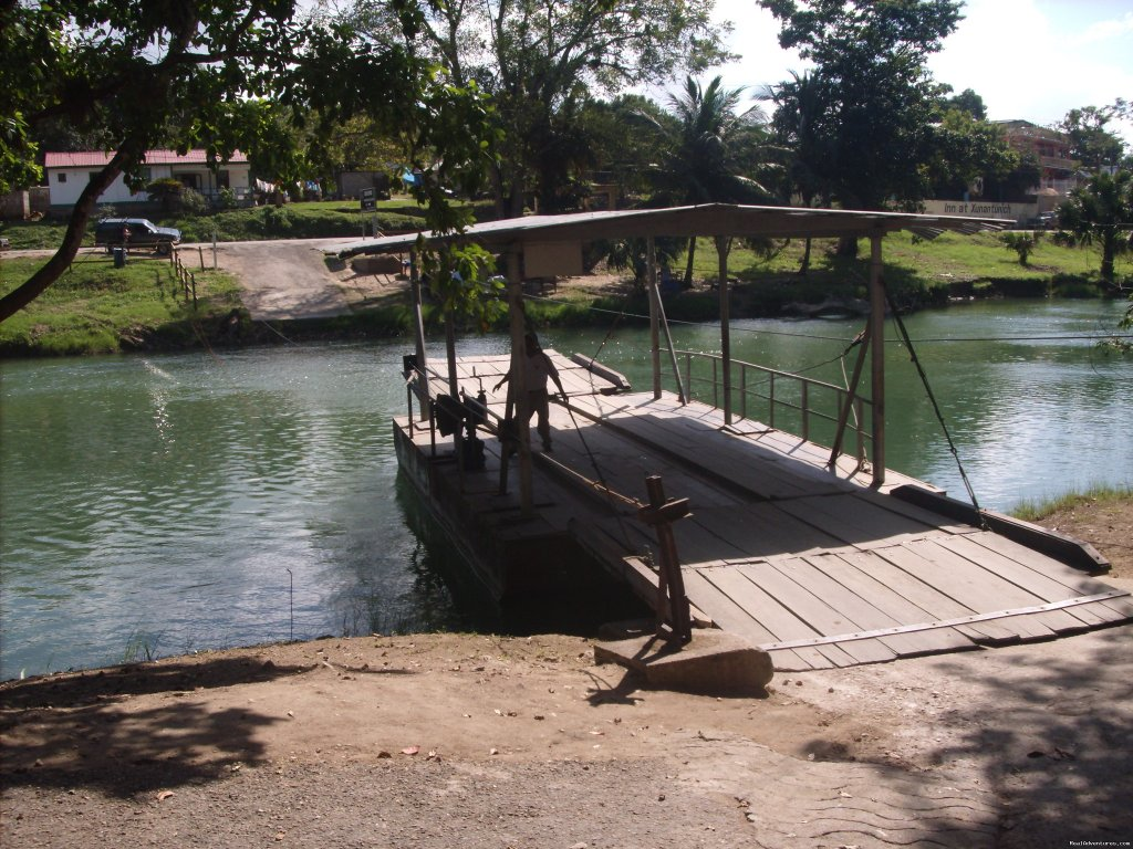 Crossing River to Mayan Ruins - The Old Fashioned Way | Image #21/24 | Green Parrot Beach Houses & Resort
