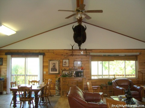 Get away and relax at The Wald Ranch