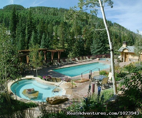 Pool area - Antlers at Vail